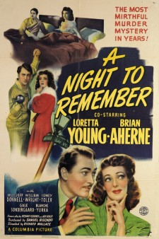 Affiche du film A Night to Remember
