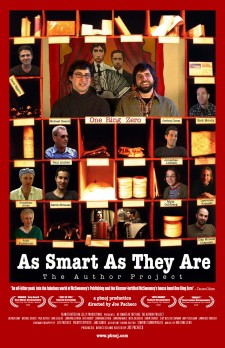 Affiche du film As Smart As They Are: The Author Project