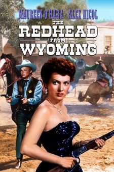 Affiche du film The Redhead from Wyoming