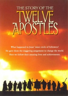 Affiche du film The Story of the Twelve Apostles