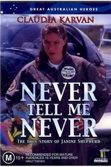 Affiche du film Never Tell Me Never