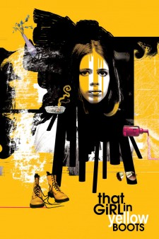 Affiche du film That Girl in Yellow Boots