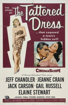 Affiche du film The Tattered Dress