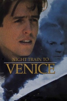 Affiche du film Night Train to Venice