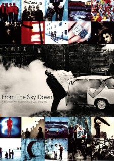 Affiche du film U2: From the Sky Down