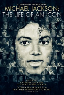 Affiche du film Michael Jackson: The Life of an Icon