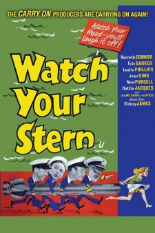 Affiche du film Watch Your Stern
