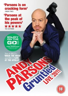 Andy Parsons: Gruntled