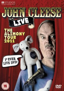 Affiche du film John Cleese - The Alimony Tour Live