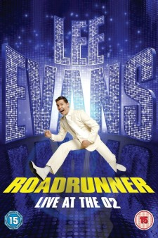 Affiche du film Lee Evans: Roadrunner