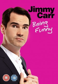 Affiche du film Jimmy Carr: Being Funny