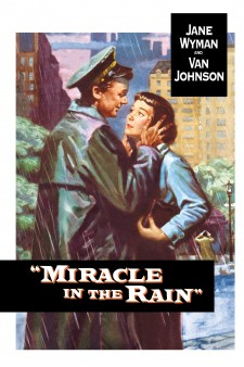 Affiche du film Miracle in the Rain