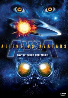Affiche du film Aliens vs. Avatars