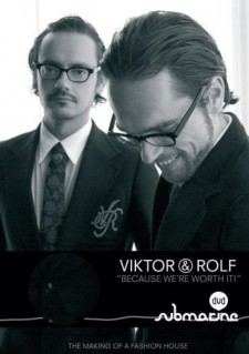 Affiche du film Viktor and Rolf: Because We're Worth It!