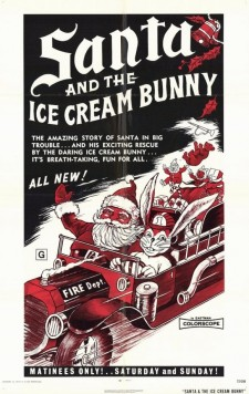Affiche du film Santa and the Ice Cream Bunny