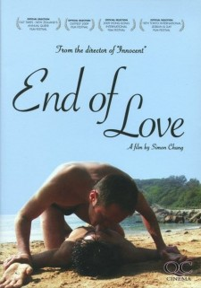 Affiche du film End of Love