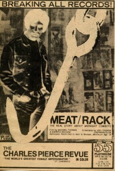 Affiche du film The Meatrack