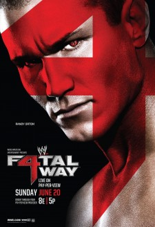 WWE Fatal 4-Way 2010