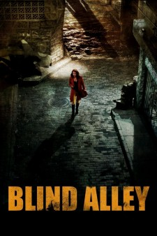 affiche du film Blind Alley