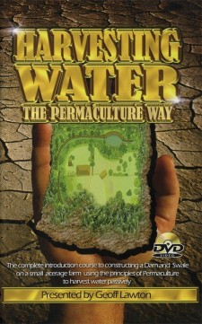 Affiche du film Harvesting Water the Permaculture Way