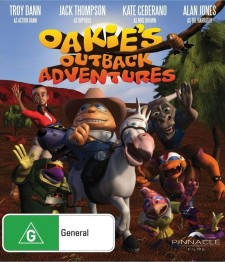 Affiche du film Oakie's Outback Adventures