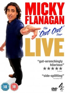 Affiche du film Micky Flanagan: Live - The Out Out Tour
