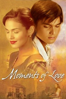 Affiche du film Moments of Love