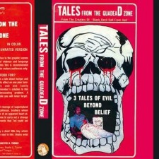 Affiche du film Tales from the Quadead Zone