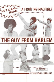Affiche du film The Guy From Harlem