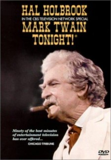 Affiche du film Mark Twain Tonight!