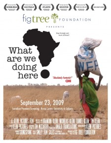 Affiche du film What Are We Doing Here?
