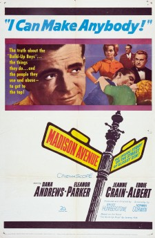 Affiche du film Madison Avenue