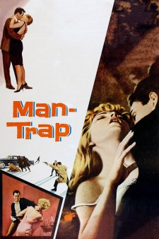 affiche du film Man-Trap