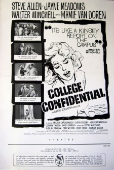 Affiche du film College Confidential