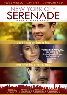 Affiche du film New York City Serenade