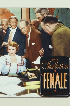 Affiche du film Female
