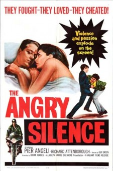 Affiche du film The Angry Silence