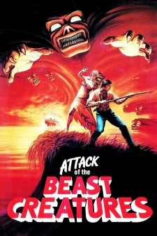 Affiche du film Attack of the Beast Creatures