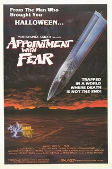 Affiche du film Appointment with Fear