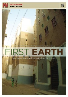 Affiche du film First Earth: Uncompromising Ecological Architecture