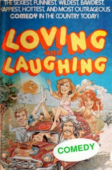 Affiche du film Loving and Laughing