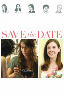 Affiche du film Save the Date