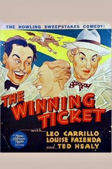 Affiche du film The Winning Ticket