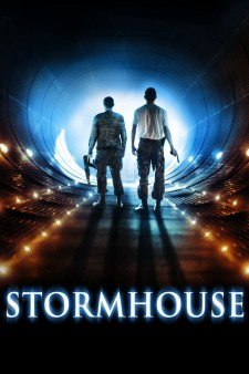Affiche du film Stormhouse