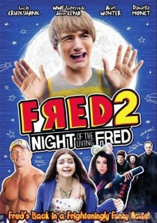 Affiche du film Fred 2: Night of the Living Fred