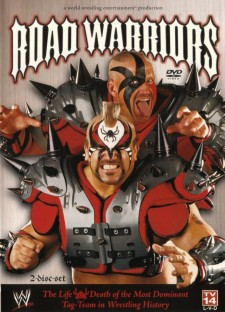 Affiche du film Road Warriors: The Life & Death of the Most Dominant Tag-Team in Wrestling History