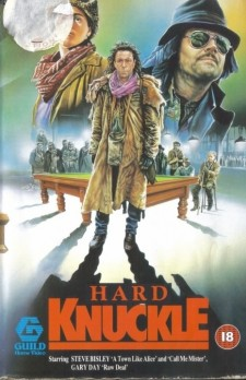 Affiche du film Hard Knuckle