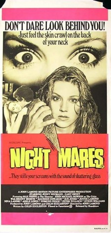 Affiche du film Nightmares