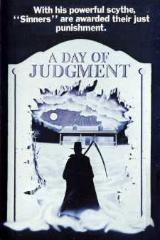 Affiche du film A Day of Judgment