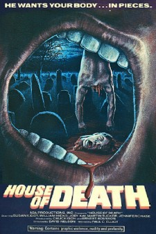 Affiche du film Death Screams